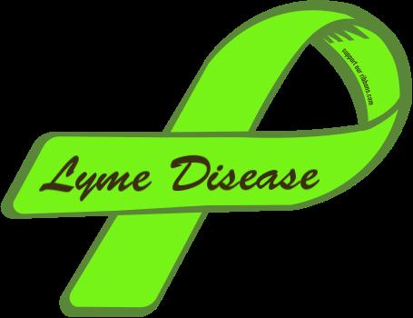 1746-custom-ribbon-magnet-sticker-lyme+disease